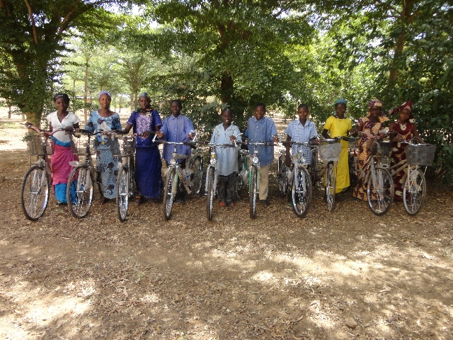 Bicycles for Students