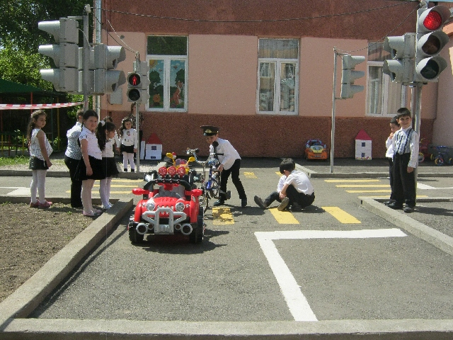 Traffic Rules Game