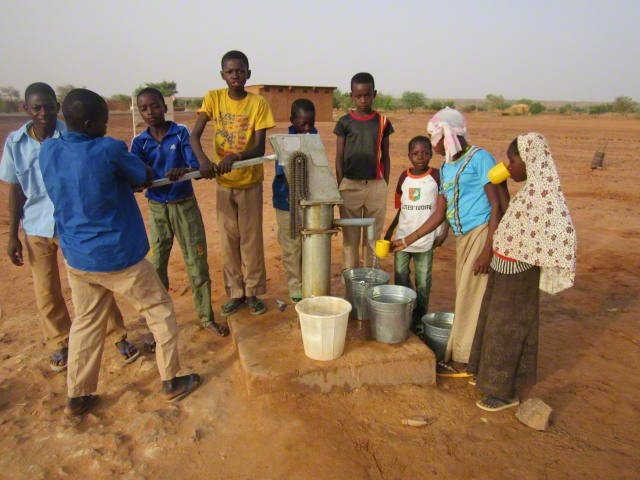 Clean Water for Students