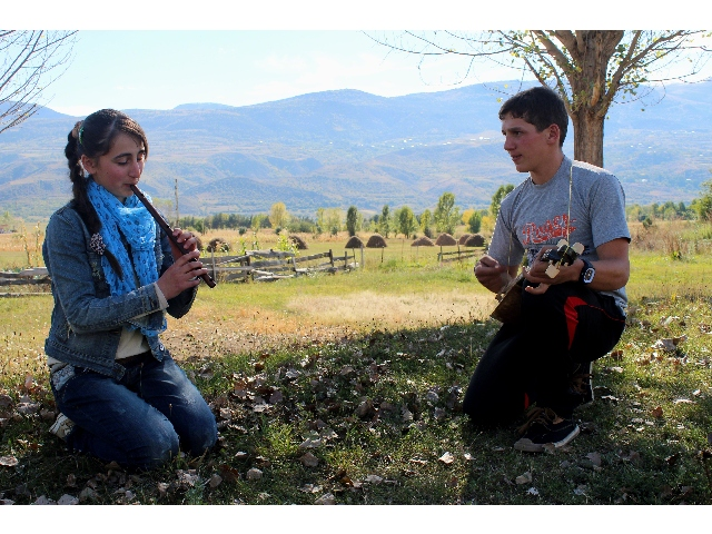 New Instruments Motivate Youth