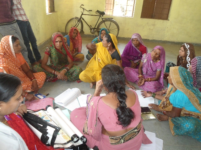 Strengthening Self Help Groups